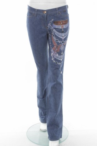 Damskie jeansy Just Cavalli