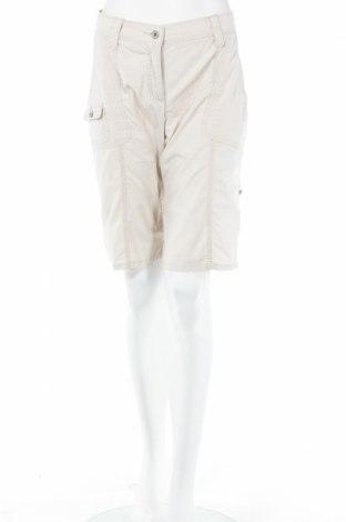 Γυναικείο κοντό παντελόνι Cassani, Μέγεθος M, Χρώμα  Μπέζ, Τιμή 3,27€