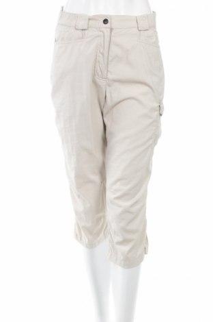 Γυναικείο παντελόνι Eider, Μέγεθος S, Χρώμα  Μπέζ, 100% πολυαμίδη, Τιμή 4,18€