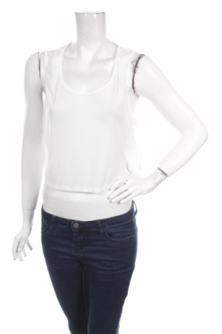 Дамски потник Yes Or No, Размер XL, Цвят Бял, 100% полиестер, Цена 5,25лв.