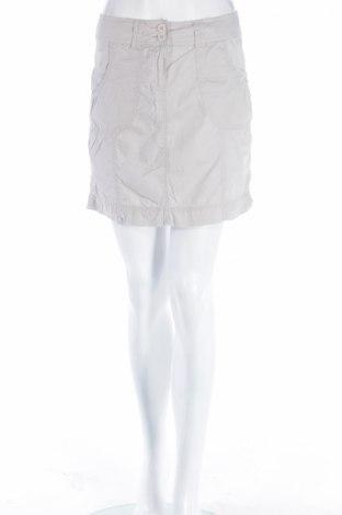 Φούστα Colours Of The World, Μέγεθος M, Χρώμα Γκρί, Βαμβάκι, Τιμή 3,47€