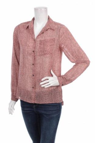 Γυναικείο πουκάμισο B.Young, Μέγεθος XS, Χρώμα Πολύχρωμο, Πολυεστέρας, Τιμή 15,98€
