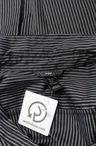 Γυναικείο πουκάμισο H&M, Μέγεθος S, Χρώμα Γκρί, 56% βαμβάκι, 17% πολυεστέρας, 24% πολυαμίδη, 3% ελαστάνη, Τιμή 15,46€
