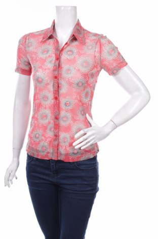 Γυναικείο πουκάμισο Mexx, Μέγεθος S, Χρώμα Κόκκινο, 100% πολυαμίδη, Τιμή 11,86€