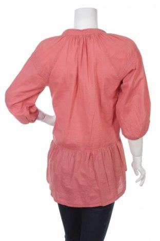 Γυναικείο πουκάμισο Vero Moda, Μέγεθος S, Χρώμα Ρόζ , Βαμβάκι, Τιμή 21,13€