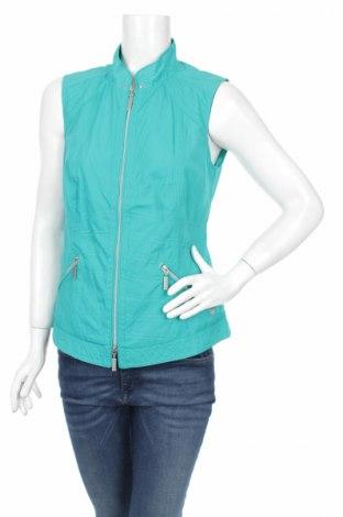 Дамски елек Bonita, Размер S, Цвят Зелен, 100% полиестер, Цена 44,20лв.