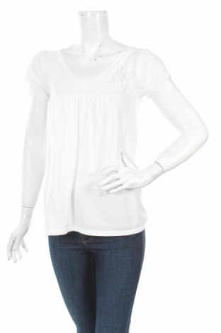 Dámský svetr La Redoute, Rozměr S, Barva Bílá, Bavlna, Cena  98,00Kč
