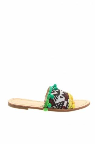 Papuci de casă Pink Pearl, Mărime 38, Culoare Multicolor, Textil, Preț 26,12 Lei