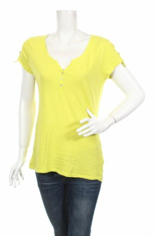 Дамска блуза 1982, Размер L, Цвят Зелен, Памук, Цена 4,00лв.