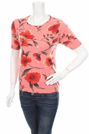 Дамска блуза Essentiel, Размер S, Цвят Многоцветен, 95% вискоза, 5% еластан, Цена 7,00лв.