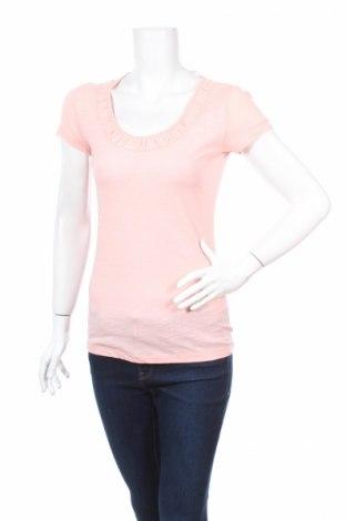 Дамска блуза Flame, Размер S, Цвят Розов, 60% памук, 40% вискоза, Цена 4,75лв.