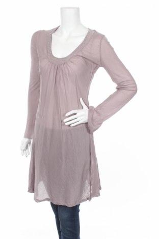Дамска блуза Please, Размер M, Цвят Пепел от рози, 60% памук, 40% коприна, Цена 11,50лв.