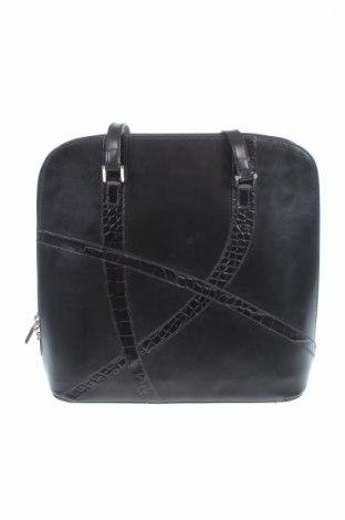 Дамска чанта, Цвят Черен, Еко кожа, Цена 27,95лв.