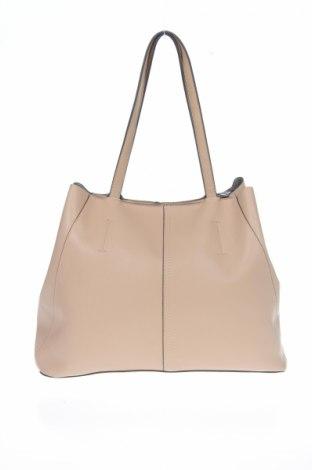 Γυναικεία τσάντα, Χρώμα Καφέ, Δερματίνη, Τιμή 13,87€