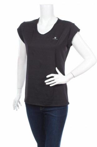 Дамска тениска Domyos, Размер L, Цвят Черен, Цена 5,40лв.