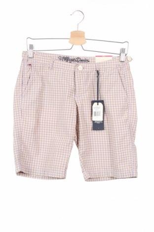 Дамски къс панталон Hilfiger Denim