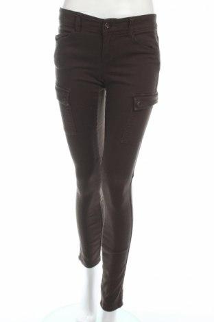 Дамски панталон Cache, Размер S, Цвят Зелен, 31% памук, 35% модал, 23% лиосел, 11% еластан, Цена 38,00лв.