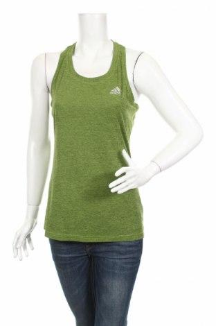 Дамски потник Adidas, Размер M, Цвят Зелен, Цена 16,50лв.