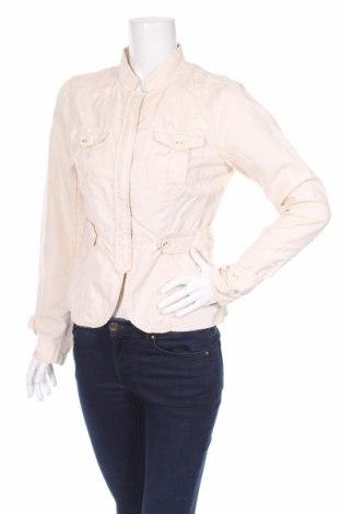 Дамско яке Vero Moda, Размер M, Цвят Екрю, 51% лен, 49% памук, Цена 8,32лв.