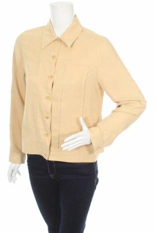 Дамско яке Yorn, Размер S, Цвят Бежов, Цена 8,74лв.