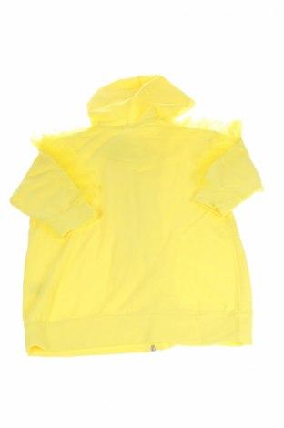 Детски суичър Cesare Paciotti 4US, Размер 3-4y/ 104-110 см, Цвят Жълт, 95% памук, 5% еластан, Цена 42,25лв.