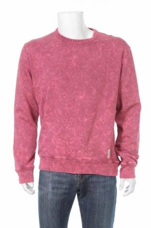 Мъжка блуза Franklin & Marshall, Размер XL, Цвят Розов, Памук, Цена 48,75лв.