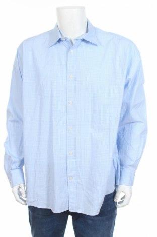 Мъжка риза Tony Brown, Размер XXL, Цвят Син, 100% памук, Цена 19,00лв.