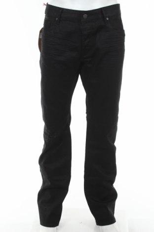 Мъжки дънки Japan Rags, Размер XL, Цвят Черен, 100% памук, Цена 87,10лв.