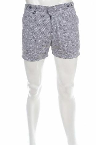 Мъжки къс панталон Gutteridge, Размер M, Цвят Бял, 100% полиамид, Цена 55,90лв.