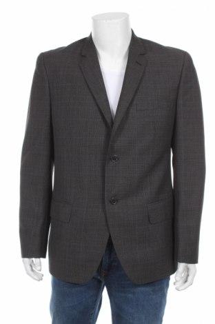 Мъжко сако Matinique, Размер XL, Цвят Сив, 55% полиестер, 45% вълна, Цена 93,60лв.