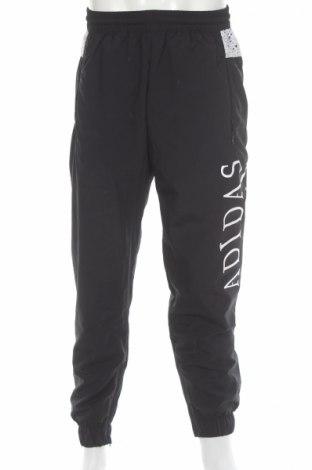 Мъжко спортно долнище Adidas Originals, Размер M, Цвят Черен, Полиамид, Цена 51,35лв.