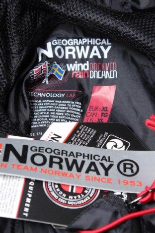 Férfi sport dzseki Geographical Norway