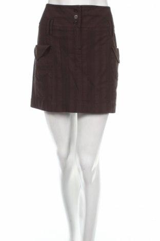 Φούστα Chattawak, Μέγεθος L, Χρώμα Καφέ, 100% βαμβάκι, Τιμή 5,75€