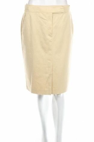 Φούστα Laurel, Μέγεθος M, Χρώμα  Μπέζ, 65% βαμβάκι, 35% πολυαμίδη, Τιμή 2,35€