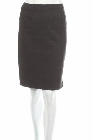 Пола Sisley, Размер M, Цвят Сив, Полиестер, Цена 10,76лв.
