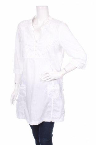 Туника Cecil, Размер M, Цвят Бял, 100% памук, Цена 18,20лв.