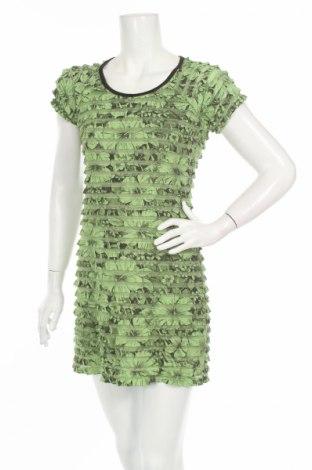 Рокля M&Co., Размер L, Цвят Зелен, 99% полиестер, 1% еластан, Цена 10,35лв.