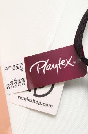 Сутиен Playtex, Размер L, Цвят Черен, 65% полиамид, 21% полиестер, 14% еластан, Цена 31,20лв.