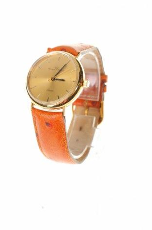 Ρολόι Yonger & Bresson, Χρώμα Καφέ, Γνήσιο δέρμα, μέταλλο, Τιμή 46,26€