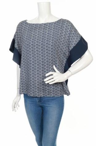 Дамска блуза Ahlens, Размер M, Цвят Син, Полиестер, Цена 3,03лв.