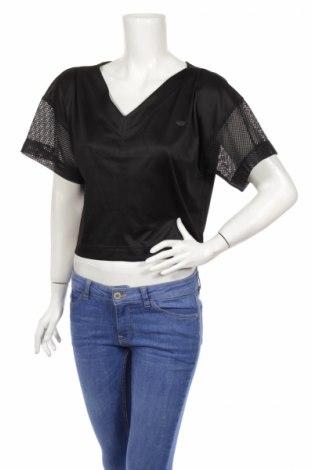 Дамска блуза Ahlens, Размер M, Цвят Черен, Полиестер, Цена 3,02лв.