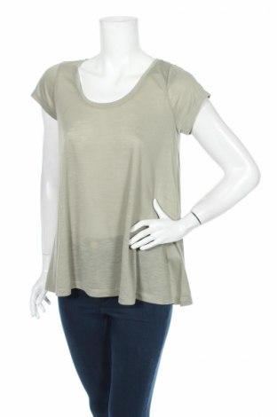 Дамска блуза Akac Ecou, Размер XL, Цвят Зелен, 65% полиестер, 35% вискоза, Цена 4,20лв.