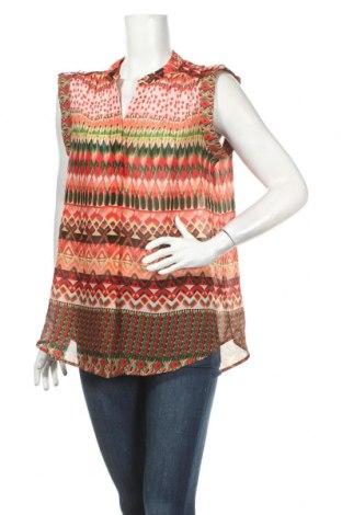 Дамска блуза Antilia Femme, Размер L, Цвят Многоцветен, Полиестер, Цена 6,83лв.