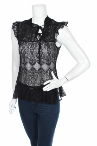 Дамска блуза Arden B., Размер L, Цвят Черен, Полиамид, Цена 4,73лв.