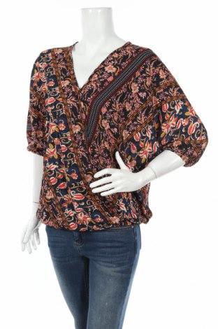 Дамска блуза Jennifer Taylor, Размер M, Цвят Многоцветен, Полиестер, Цена 4,50лв.