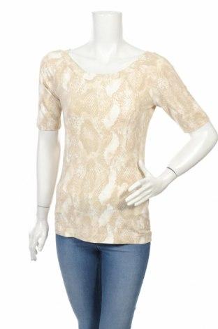 Γυναικεία μπλούζα Nice Connection, Μέγεθος M, Χρώμα  Μπέζ, 90% βισκόζη, 10% ελαστάνη, Τιμή 5,26€