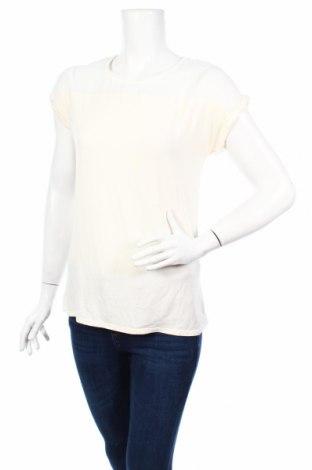 Дамска блуза Tex, Размер L, Цвят Екрю, 95% вискоза, 5% еластан, Цена 3,03лв.