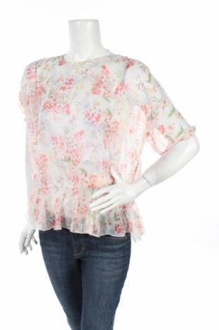 Дамска блуза U Collection, Размер L, Цвят Многоцветен, Полиестер, Цена 3,09лв.