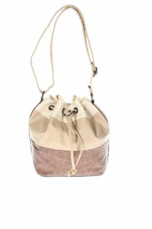 Дамска чанта Bpc Bonprix Collection, Цвят Многоцветен, Еко кожа, Цена 25,30лв.