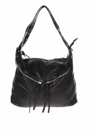 Γυναικεία τσάντα Bpc Bonprix Collection, Χρώμα Μαύρο, Δερματίνη, Τιμή 18,76€